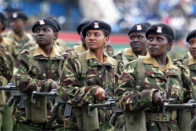 Kenya Defence Forces Recruitment | 2020