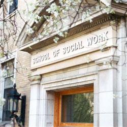 University of Wisconsin social work