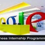 Google praktikplats