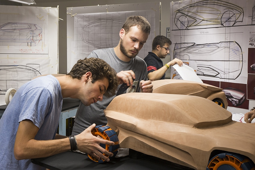 What Is The Best Automotive Design School In The Usa