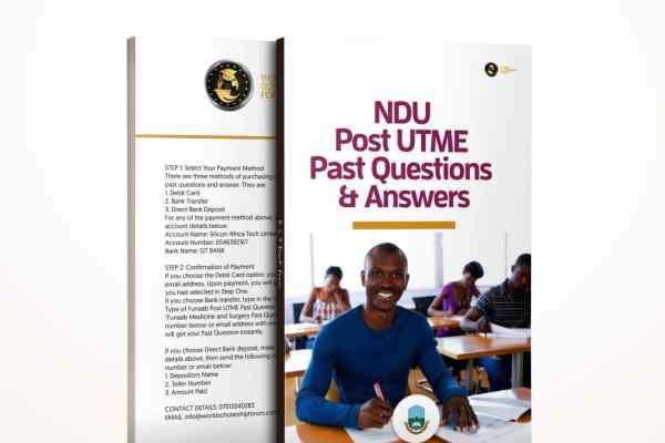 ndu-post-utme-past-question