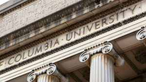 Columbia University graduate school acceptance rate in 2020