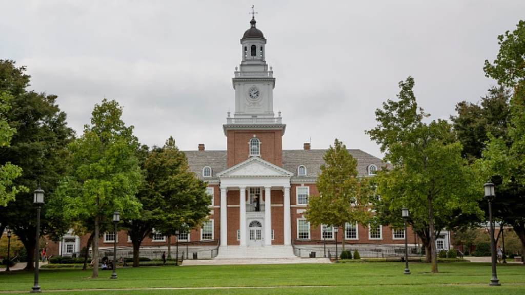 Johns Hopkins University Acceptance Rate in 2020   Admission