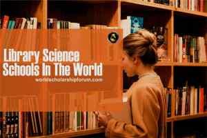 Library science Schools