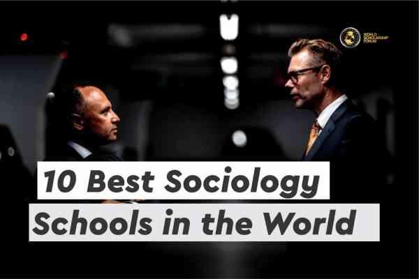 best-sociology-schools