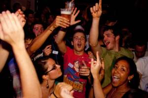 top college party schools in the world in 2020