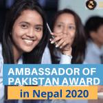 Ambassador of Pakistan Awards in Nepal