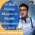 maestrías en programas en línea de informática sanitaria