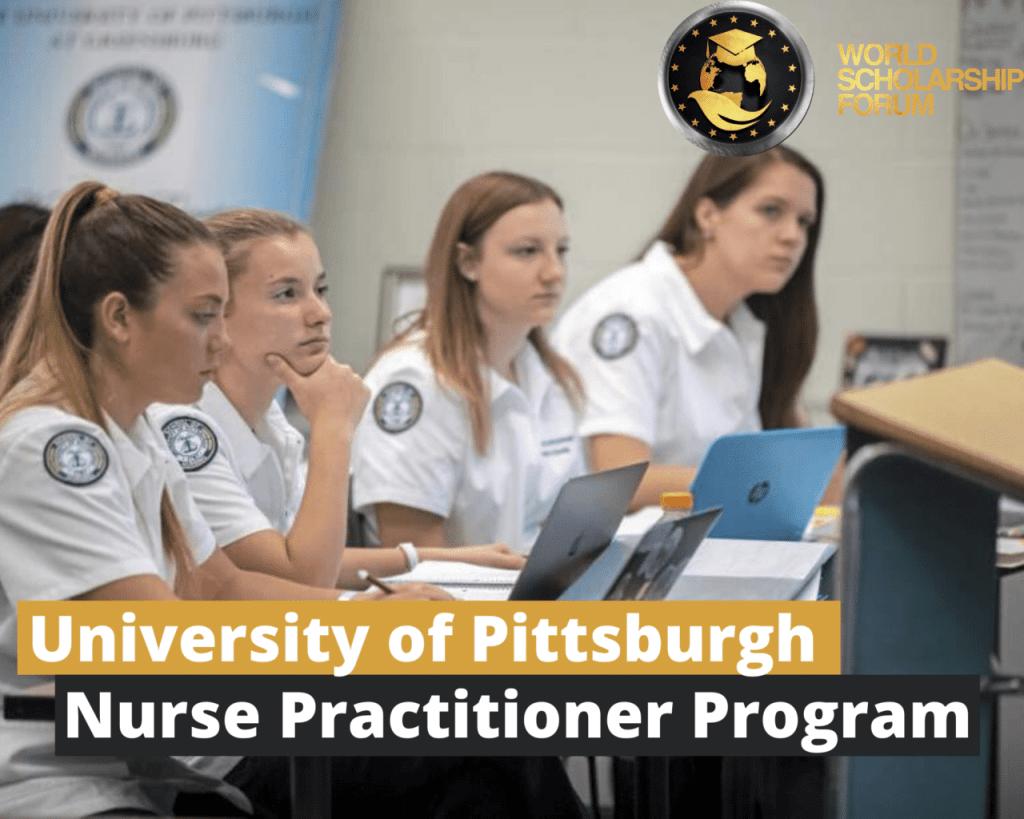 University of Pittsburgh Nursing Practitioner Program 2020