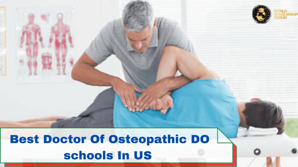 _El mejor doctor en escuelas de DO osteopáticas en EE. UU. (1)