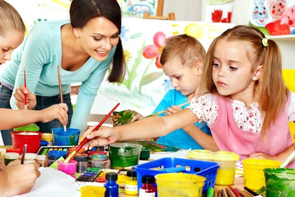 masters in early childhood education
