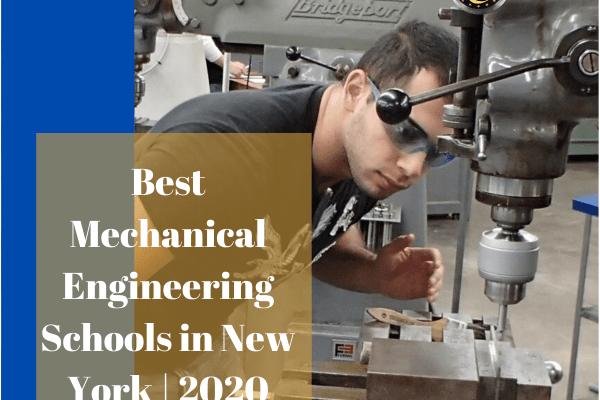 Best Mechanical Engineering Schools in New York