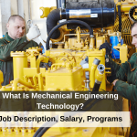 ¿Qué es la tecnología de ingeniería mecánica?