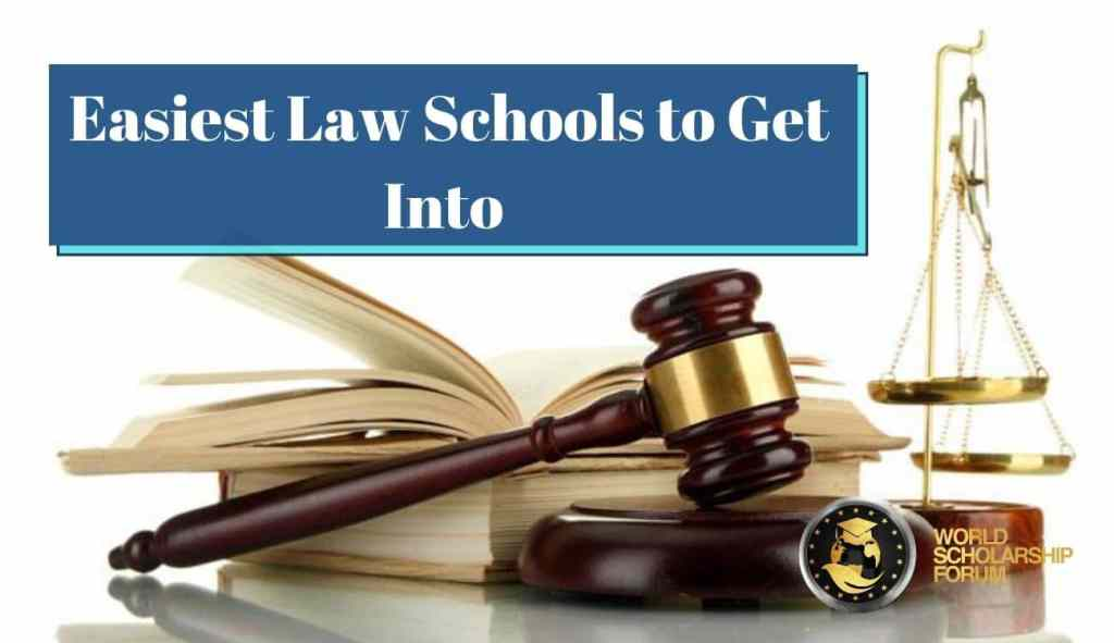 Easiest Law Schools to Get Into in 2020 | Expert Guide