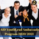 Programa de jóvenes embajadores líderes de USAID