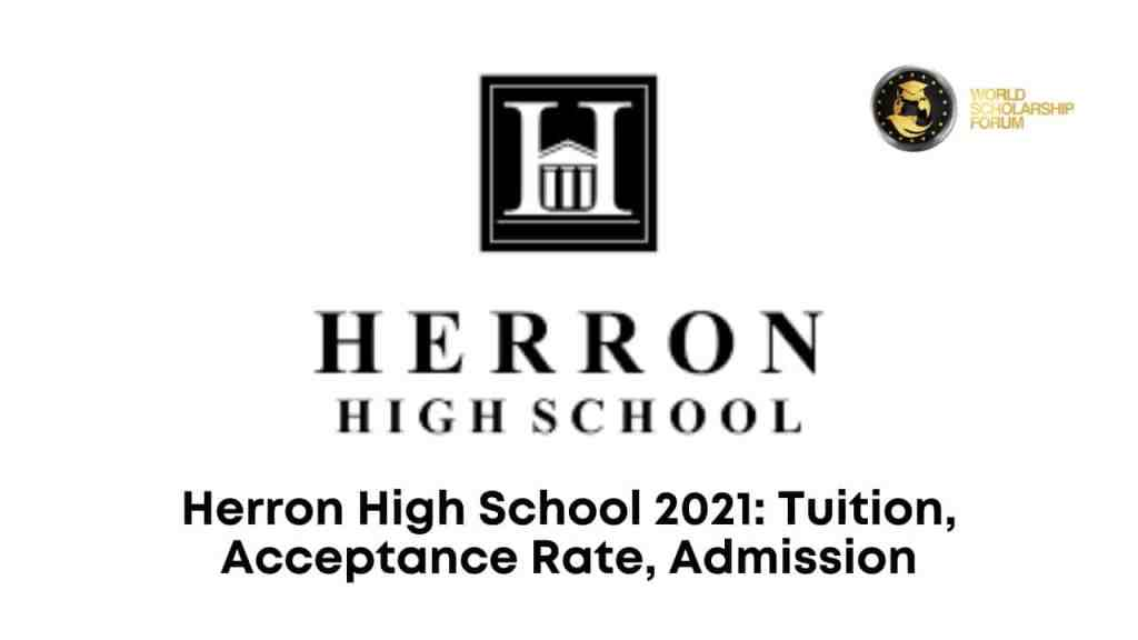 Herron High School 2021: Tuition, Acceptance Rate, Admission