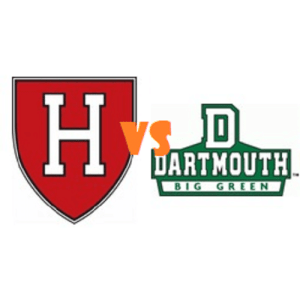 Harvard vs Dartmouth