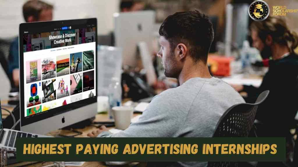 15 Highest Paying Advertising Internships in 2021