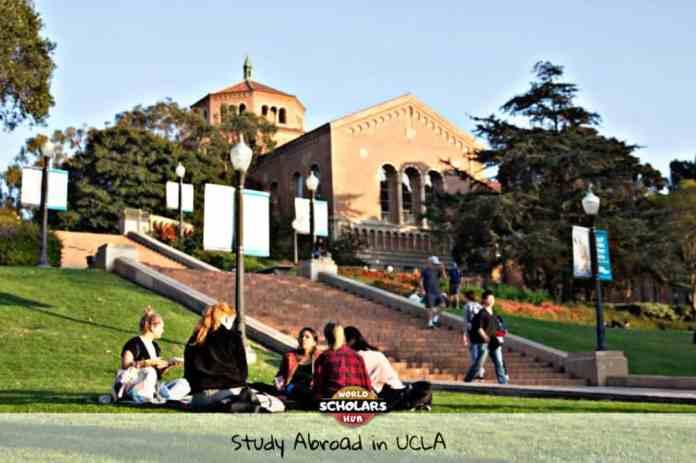 Study Abroad UCLA