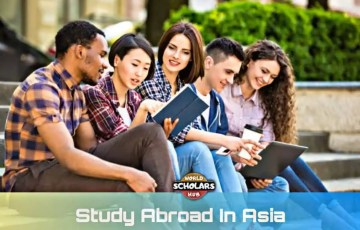 Study Abroad Asia