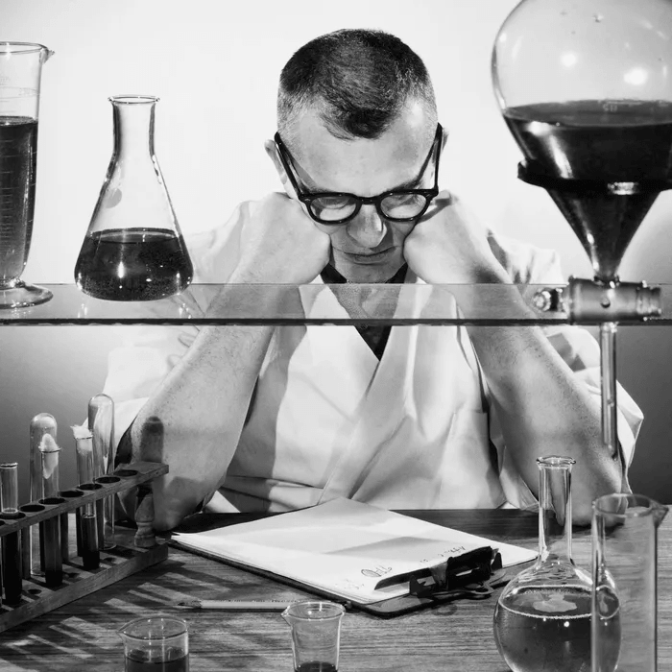 Your scientist dad contributes to making life better