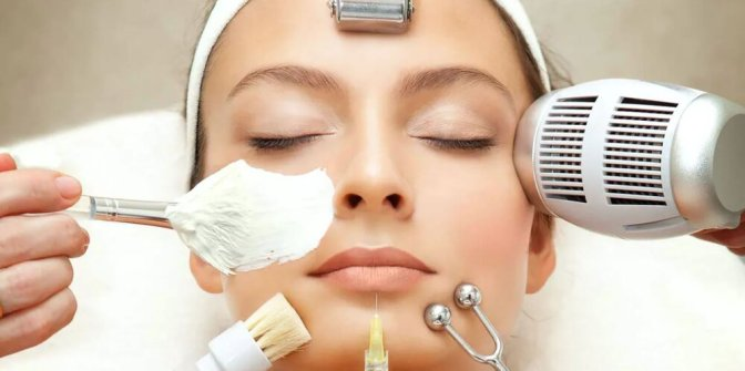 Consulting, intensive treatment of skin diseases