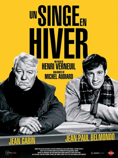Un Singe En Hiver Film : singe, hiver, Singe, Hiver, (1962), Download, Movies, Cinema, World