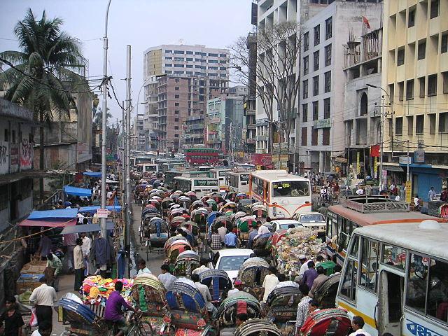 世界都市圏別・人口密度ランキングBEST25(2018年度) - 都市メモ