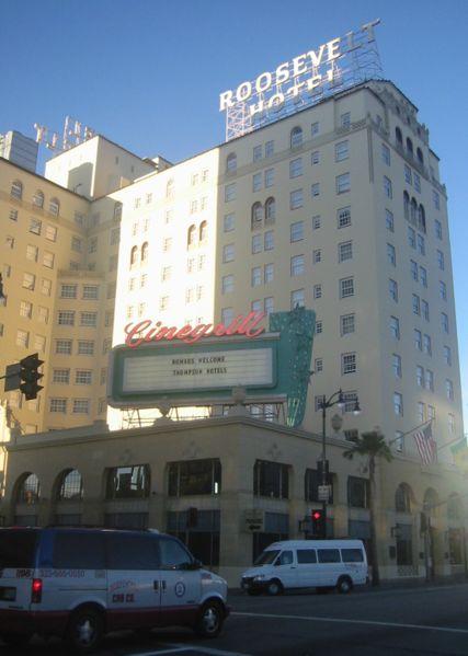 ハリウッド・ルーズベルト・ホテル