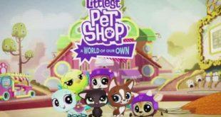 littlest pet shop a world of our own # 25