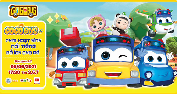 Gogobus Toys To Launch In Vietnam - Tvkids