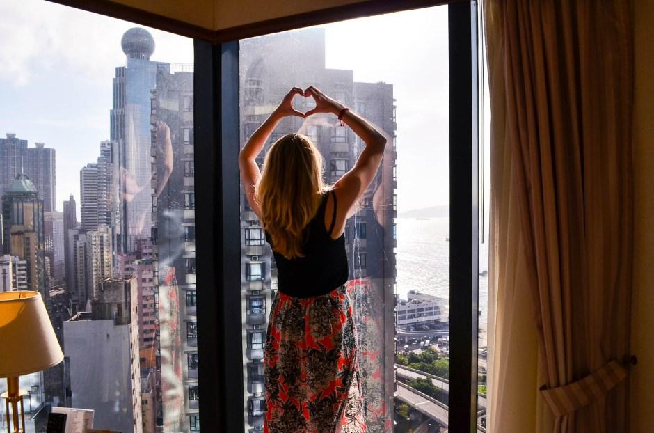 HongKong Hotel Selfie-6