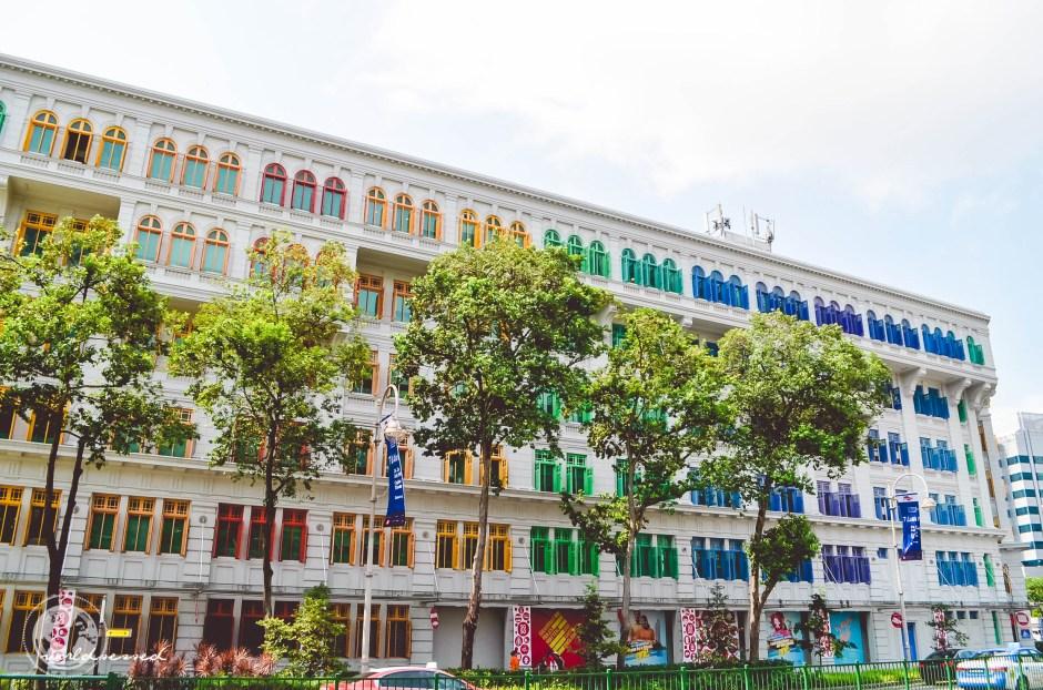 Singapur Tag 3-2