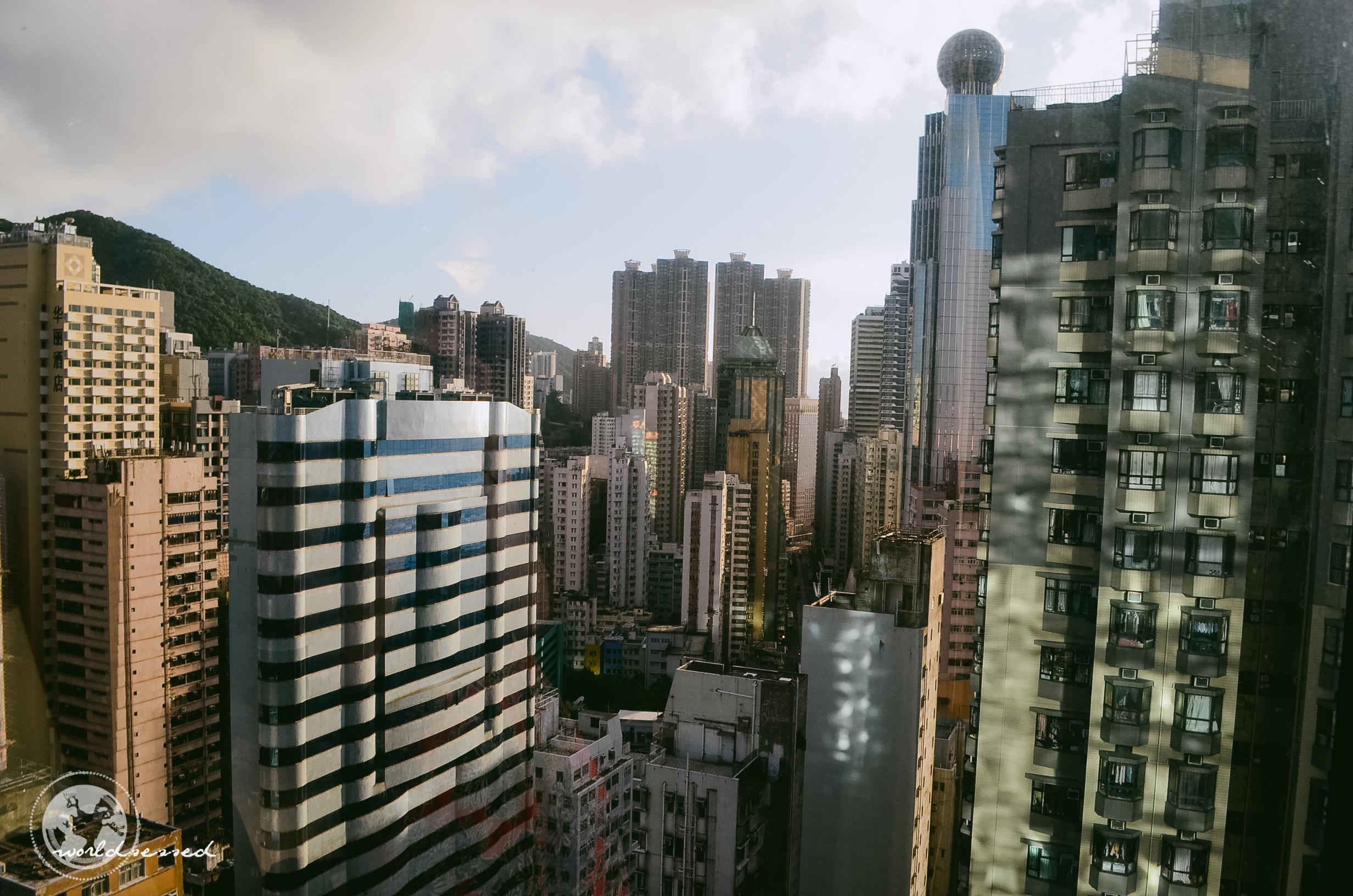 $$ Hotel Review: Island Pacific Hotel Hongkong