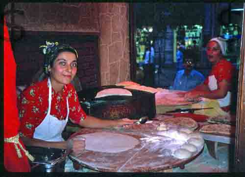 Turkish breadmakers