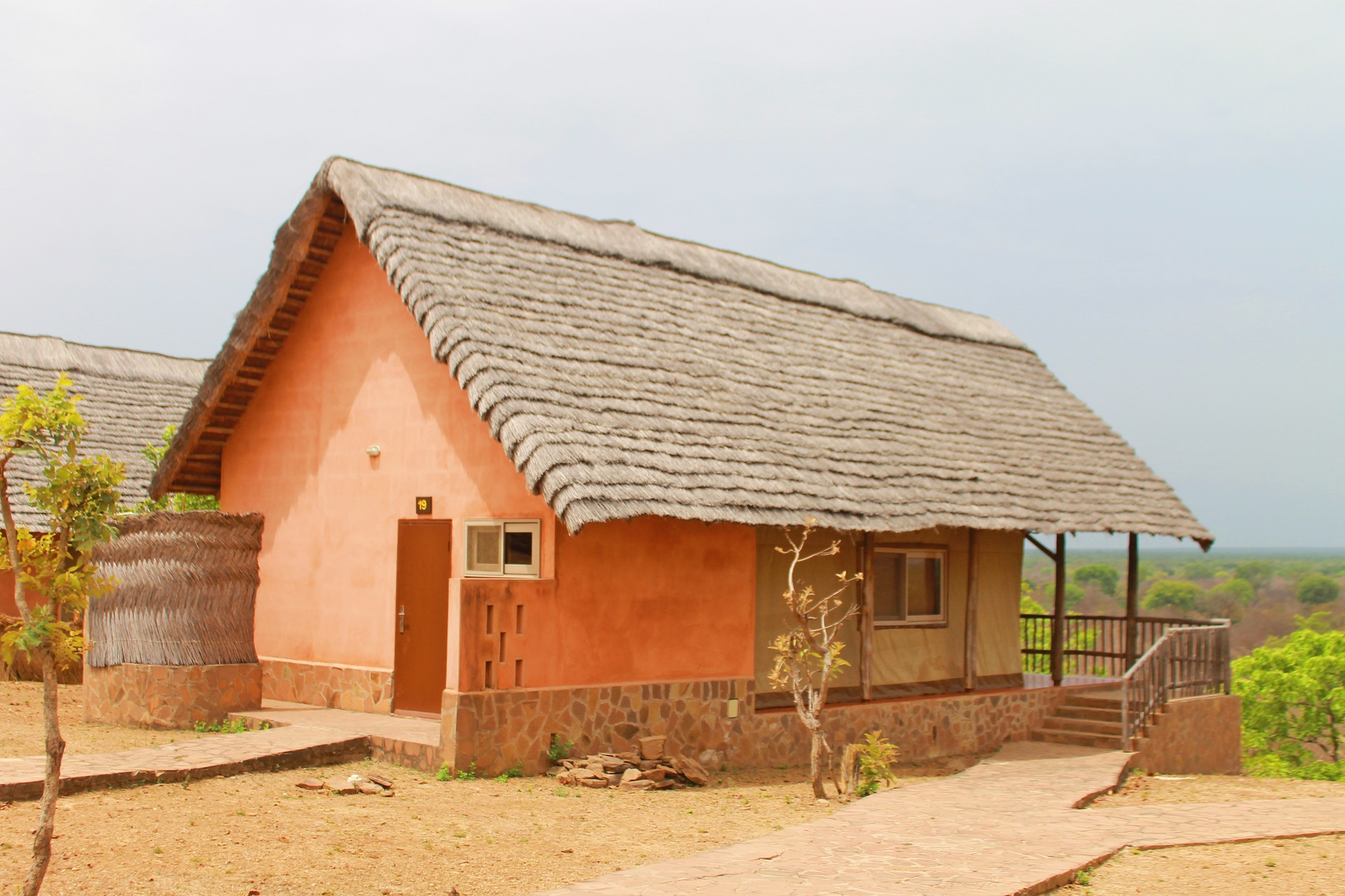 Tented Chalet at Zaina Lodge