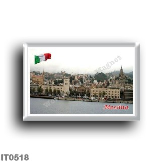 IT0518 Europe - Italy - Sicily - Messina - Cityscape