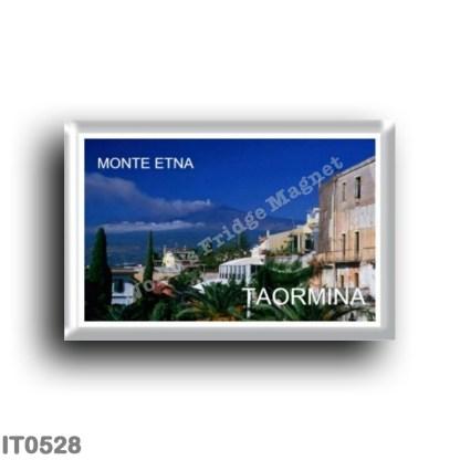 IT0528 Europa - Italia - Sicilia - Taormina - Etna