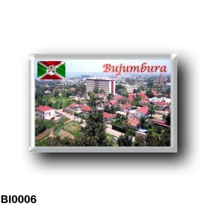BI0006 Africa - Burundi - Bujumbura Panorama