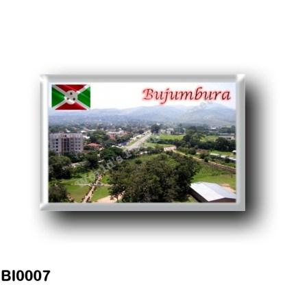 BI0007 Africa - Burundi - Bujumbura Panorama