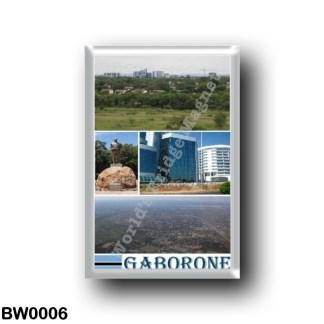 BW0006 Africa - Botswana - Gaborone