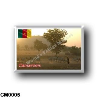 CM0005 Africa - Cameroon - Fulani