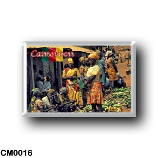 CM0016 Africa - Cameroon - Women's Kamerun
