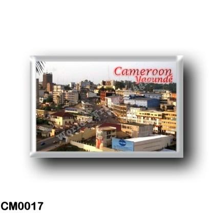 CM0017 Africa - Cameroon - Yaoundé