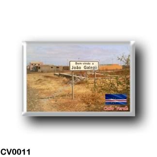 CV0011 Africa - Cape Verde - João Galego - Boas vindas