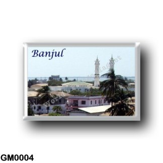GM0004 Africa - The Gambia - Banjul