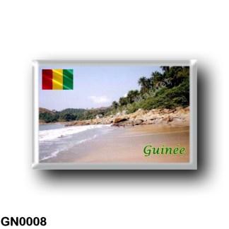 GN0008 Africa - Guinea - Plage du Gouverneur