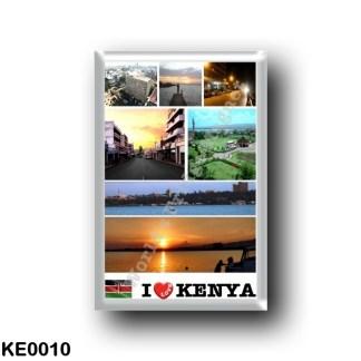 KE0010 Africa - Kenya - I Love