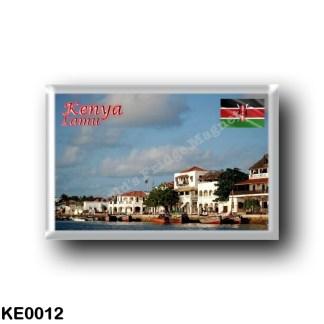 KE0012 Africa - Kenya - Lamu