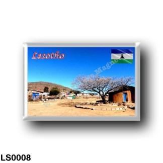 LS0008 Africa - Lesotho - Mantsase